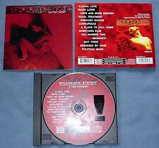 CD von  Soulquake System ‎– A Firm Statement