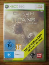Clash of the Titans PROMO-Xbox 360 (promotional copy) Full Game