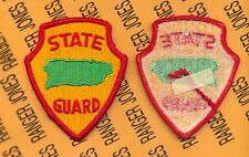 US Army Puerto Rico State / National Guard patch m/e
