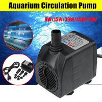 70W 220V 3000L/h Submersible Water Pump For Aquarium Fish Tank Pond Fountain