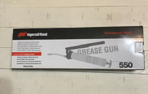 IR Ingersoll Rand Lever Action Grease Gun 550 Tool