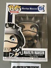 Funko Pop Rocks Marilyn Manson 154