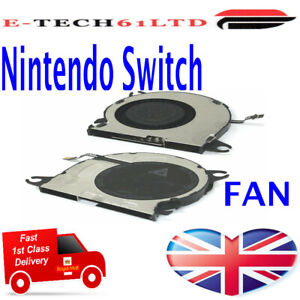 Cooling Fan For Nintendo Switch Console Cooler Replacement Internal Heat Sink