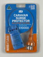 AMPFIBIAN Caravan Surge Protector Replacement Cartridge S1000D 15A Plug & Socket