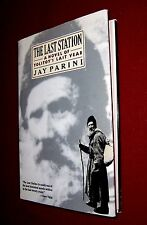 The Last Station A Novel of Tolstoy's Last Year / Jay Parini 1st Inscribed HC/DJ