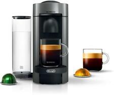 Nespresso VertuoPlus Coffee and Espresso Maker by De'Longhi Grey