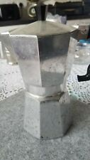More details for vintage italian mariba coffee perculator aprox 20cm tall