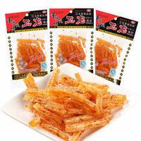 20PCS WEI LONG Latiao Gluten Spicy Strips 22g Chinese Hot Snack 卫龙 辣條