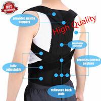 Adjustable Therapy Posture Corrector Clavicle Support Back Brace Shoulder Belt m