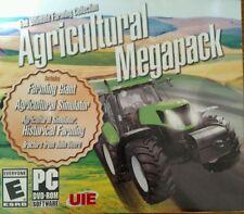 Agricultural Megapack Simulator John Deere Tractors PC game Free s/h