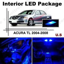 Blue LED Lights Interior Package Kit for Nissan Maxima 2004-2008 ( 11 Pieces )