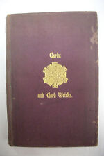 1884 CARDS AND CARD TRICKS History*Full Instructions*Playing*Illustrated