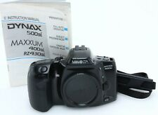 KONICA MINOLTA MAXXUM 400si 35mm film camera body only SN#99713275 tested 380613