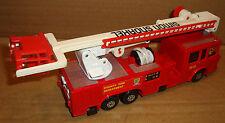 MATCHBOX SUPER KINGS K-39 SNORKEL FIRE ENGINE - LESNEY PRODUCTS 1979