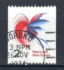 Papua New Guinea - 1971 Coil stamp / Bird - Mi. 202 VFU