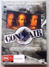 Con Air - Extended Edition (Nicolas Cage & John Cusack) DVD (Region 4)