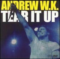 Andrew W.K. - Tear It Up [New CD Single]