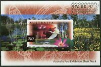 Australien Block Nr. 24 I postfrisch MNH Michel 45,00 € Fauna und Flora 1997
