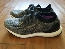 adidas Ultra Boost Uncaged Core Black men's Size 8 pureboost running shoes