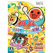 Used Wii Taiko no Tatsujin Wii: Minna de Party 3-daime! Japan Import