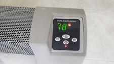 Lasko low profile silent room heater with digital display white, Model 5628