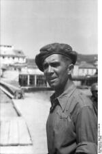 Italian Army Soldier 1944 World War 2 Reprint Photo 6x4 Inch