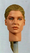 1:6 Custom Head of Linda Hamilton as Sarah Conner V2 from the film Terminator