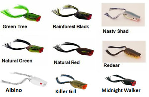 SPRO Bronzeye Pop Frog 70 - Choice of Colors
