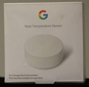 Google Nest Temperature Sensor (T5000SF) White