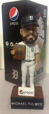 "2017 DETROIT TIGERS MICHAEL FULMER ""ROOKIE of the YEAR"" ROY SGA BOBBLEHEAD ~ NIB"
