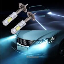 2pcs H1 7.5W High Power White 6000K COB LED Car Auto Fog Lights Lamp Bulb DC12V