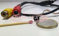 "Mini Micro Camera kamera 5 x 7mm spy endoskop 1/5"" CMOS 720*480 60° RCA"