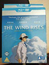 The Wind Rises studio ghibli Blu-ray  Hayao Miyazaki