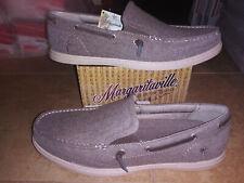 NEW $64 Mens Margaritaville Dock Canvas Shoes, size 13