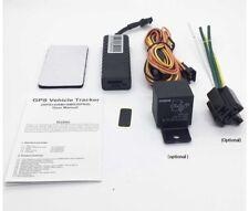 GSM GPS Tracker Car Vehicle Global Locator Motorcycle Waterproof alarm detection