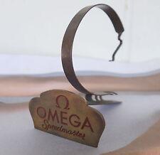 OMEGA Speedmaster Watch Brass Stand, SWISS, Exquisite Art Decor, Avante Grade