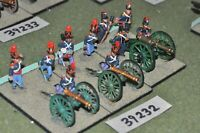 25mm ACW / mexican - 3 guns & crews - art (39232)