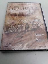 """DVD """"LA MUJER DEL CHATARRERO"""" PRECINTADO SEALED DANIS TANOVIC"""