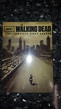 the walking dead the complete first season  2 disc dvd new unopened