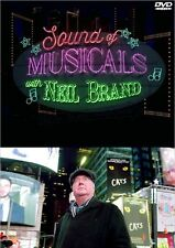 SOUND OF MUSICALS WITH NEIL BRAND - 2017 BBC FOUR DOCUMENTARY DVD