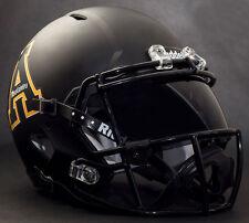 APPALACHIAN STATE MOUNTAINEERS Gameday REPLICA Football Helmet OAKLEY Eye Shield