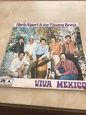 Herb Alpert And The Tijuana Brass Viva Mexico Vinyl LP Record