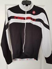 Castelli Long Sleeve Jersey (XL) - Exc Cond