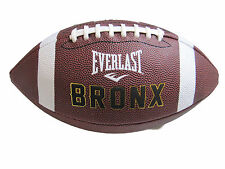 EVERLAST Bronx balle football américain soft grip NEUF