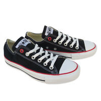Women's Men's CONVERSE All Star (PRODUCT) RED™ OX BLACK Trainers Shoes SIZE UK 5