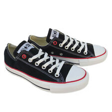 WOMEN'S MEN'S Converse All Star (Product) RED ™ OX Scarpe Da Ginnastica Nero Taglia UK 5