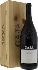 MAGNUM vino rosso SORI' TILDIN GAJA 2004 nebbiolo e barbera Piemonte 1.5 lt