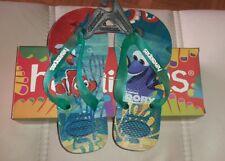 @neu @gr 33-34@havaianas @nemo - finding dory@kinder flip flops sandalo ciabatte