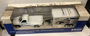 DODGE RAM 3500 W/ WEIL-MCLAIN REPLICA TRAINING TRAILER NEW IN BOX FREE SHIPPING!