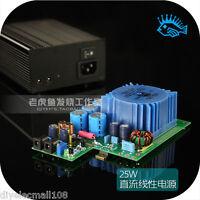 XMOS TALEMA  HIFI Linear Power Supply 25VA 5V 9V 12V 15V 24V  Ultra-Low Noise